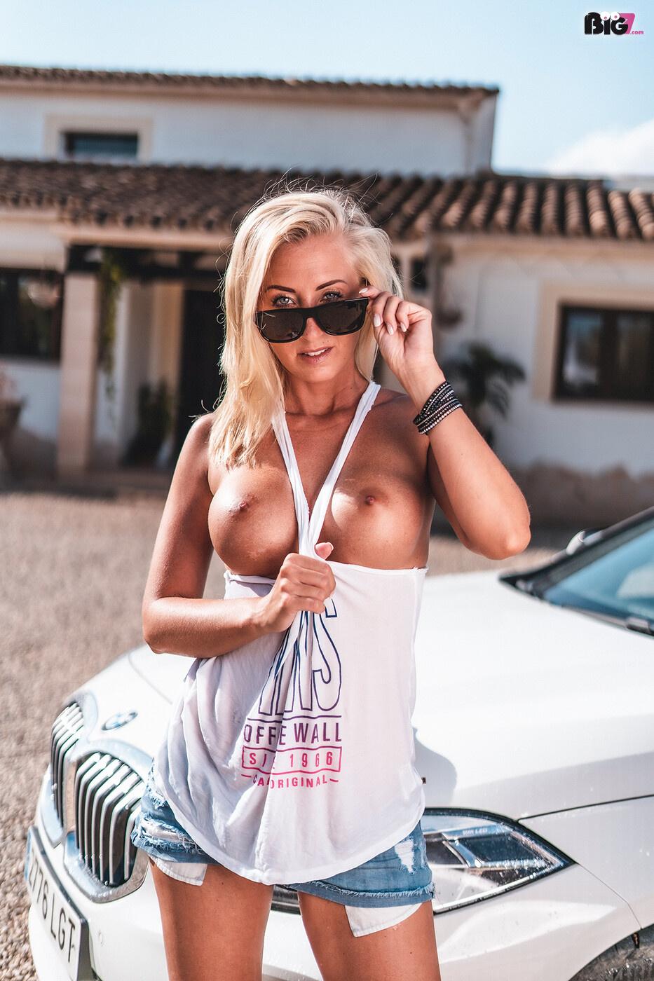 Pur  nackt Leonie Verbotene Affäre