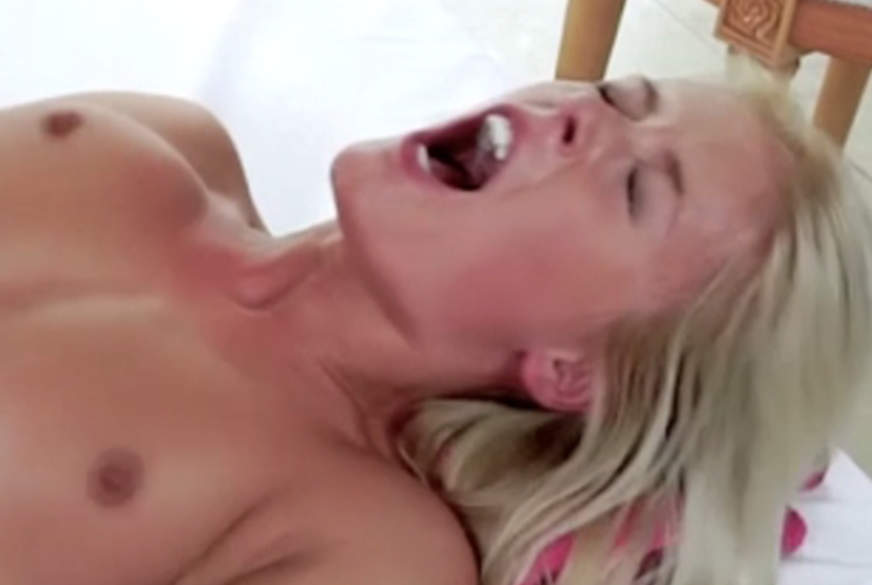 Die perfekte F***en Massage
