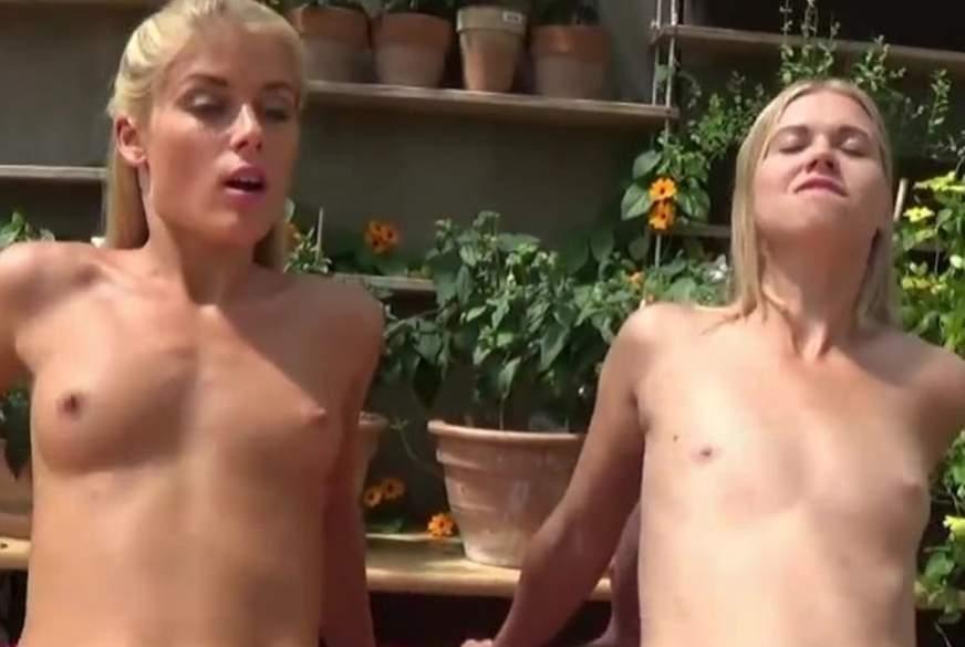 Mega Krass: Parallel geritten, mit Claudia-18