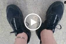 Auto Pedalen Spiel -Nylonfüße-