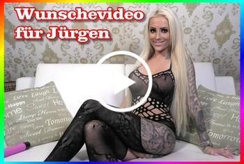 Wunschvideo für Jürgen