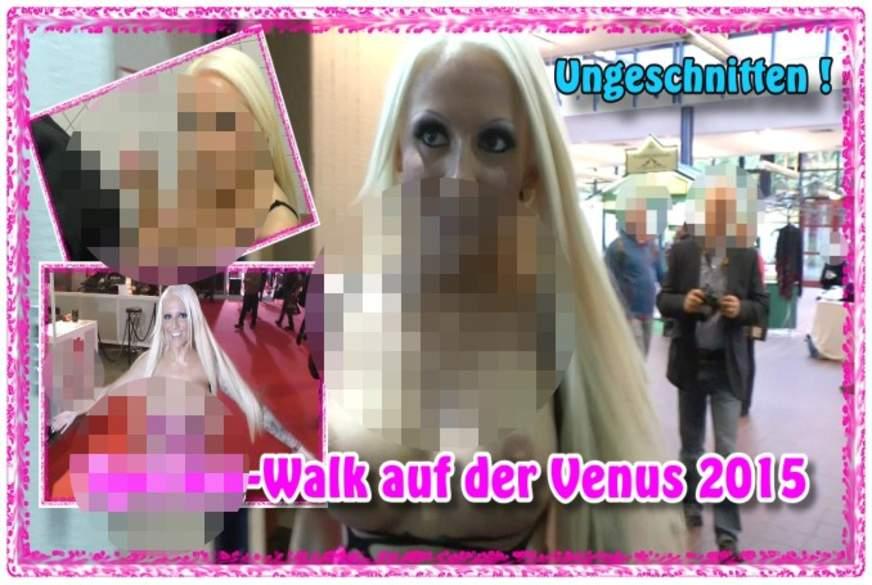 S****a-Walk auf der Venus 2015