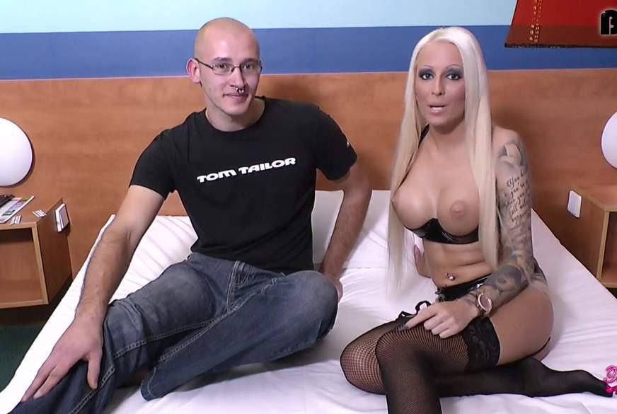 Sein erstes Mal - User-F**k mit Maik aus Magdeburg