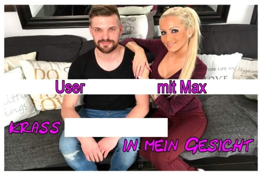 User F***treffen mit Max - krass abges****z in mein Gesicht