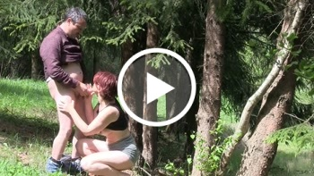 Popp-Sylvie: Sex und Throat am See