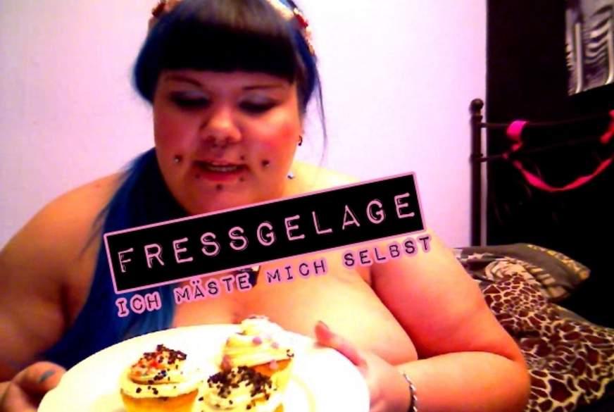 FRESSGELAGE- Ich mäste mich selbst