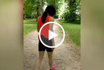 Joggen im Stadtpark mit K***************l und Remote D***o!!
