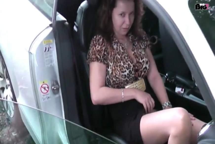 Geil im Auto