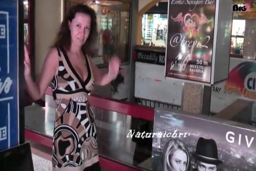 Im Swingerclub heimlich gefilmt
