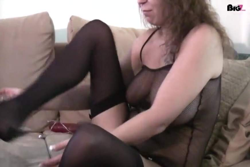 Nylons in der P***y