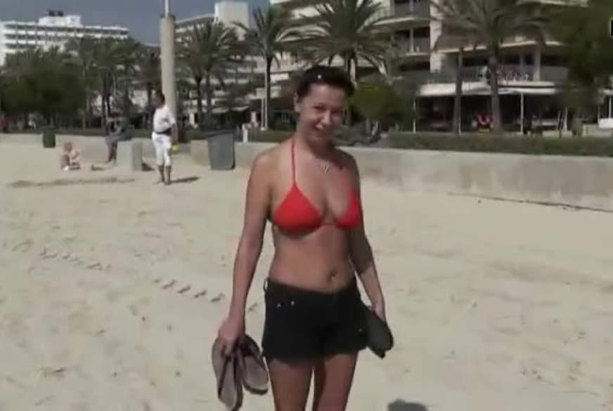 Zeig deine Titten - in Public