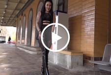 Public Dirty Talk PREMIERE - Bahnhofsschlampe!