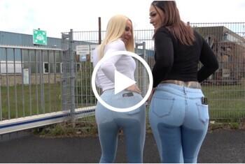 Download: Mira-Grey - Mega Public eingepisst  Mira und Lara