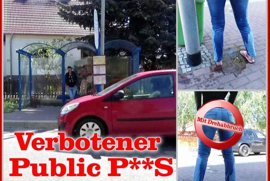 Verbotener Public P**s!!