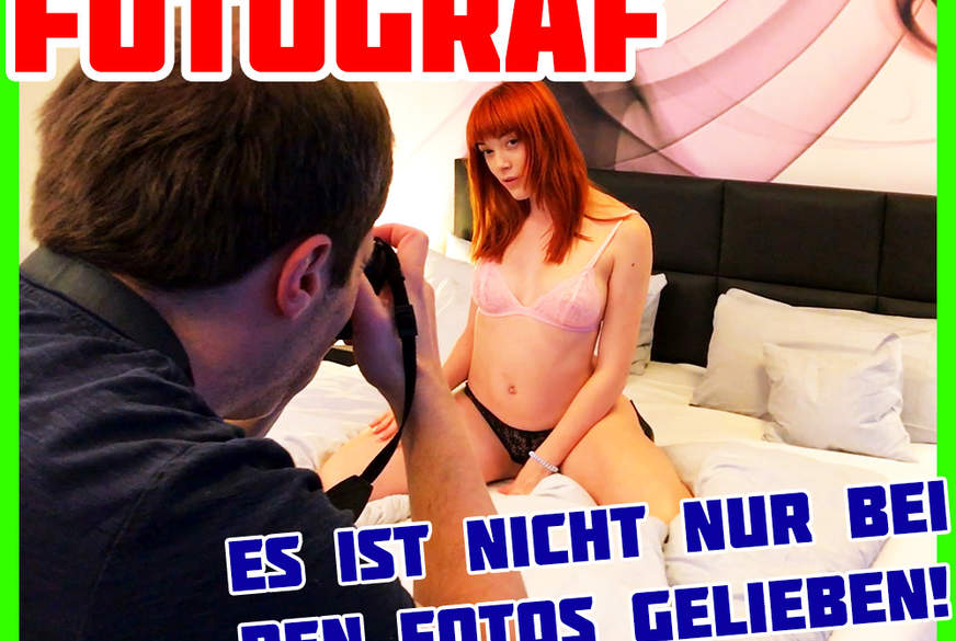 Fotograf... Plötzlich nackt und g*****t!