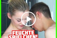 F****tfröhlicher Duschf**k mit Anny Aurora