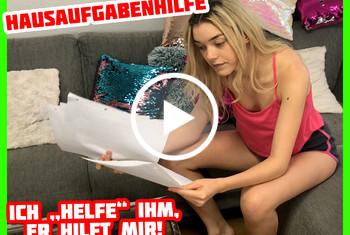 Hausaufgaben Hilfe g*****t von Anny Aurora !