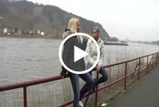 Gruppensex am Rhein