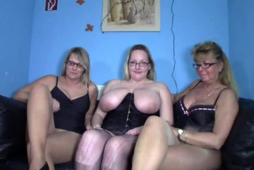 3 geile M***s
