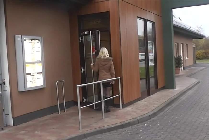 F****n beim Burgerkönig ! !