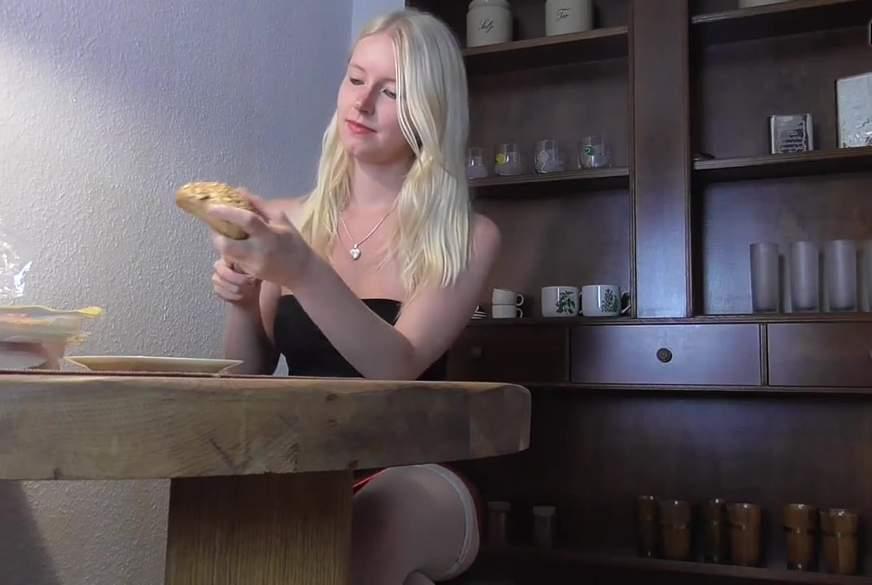 Frühstück oder Sex??