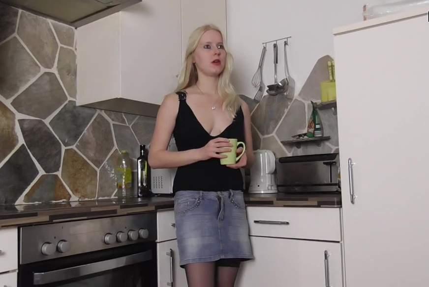J***es Frischfleisch statt Steak! Sex in der Küche!
