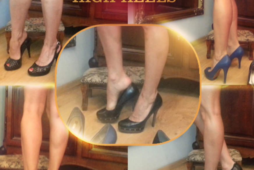 Meine geilsten High-Heels