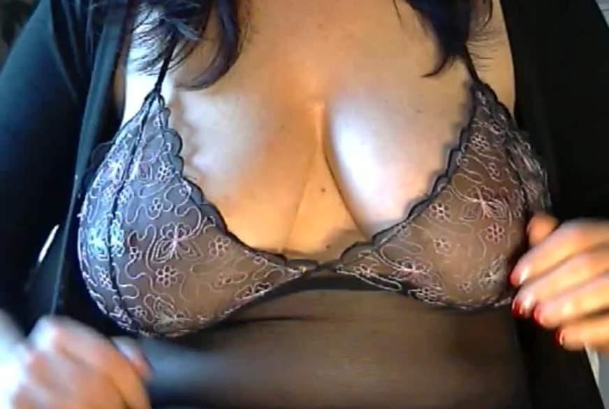 brüste einölen