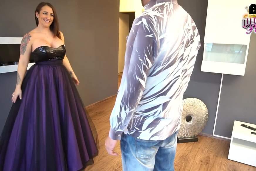 Skrupellos ! F**k mich im Brautkleid Deiner Frau...