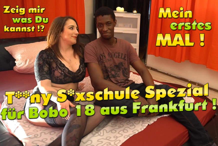 T***y Sexs****e Spezial für Bobo 18 aus Frankfurt !