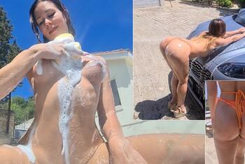 Sexy Carwash C******e! MEIN HEIßESTES VIDEO!!