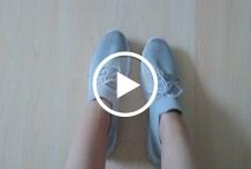 Ich zeige euch ein paar Schuhe von mir