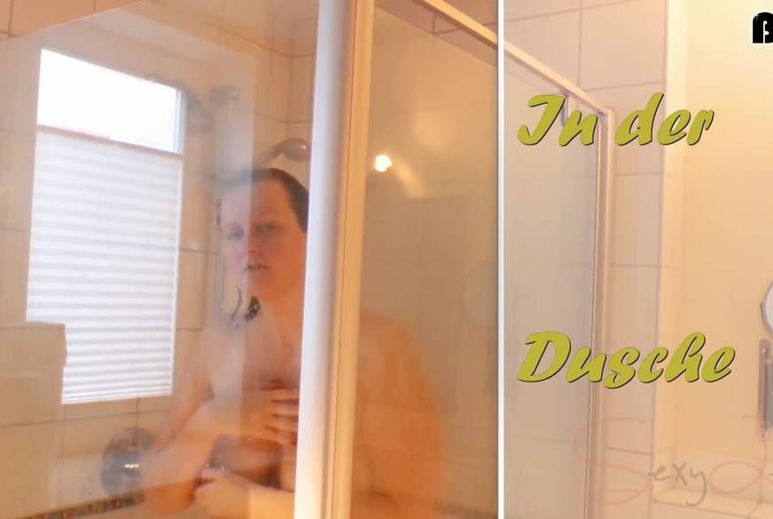 In der Dusche geirrt