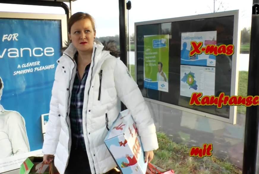 X-mas Kaufrausch mit B*****b