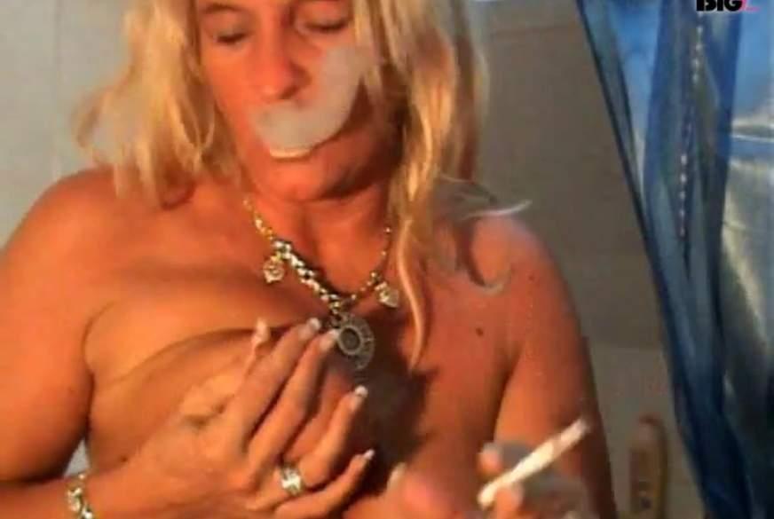 Rauchen und Titten