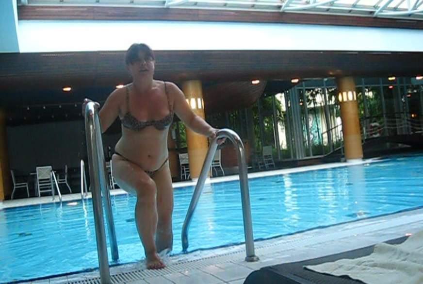 Frivol im Wellnessbad....