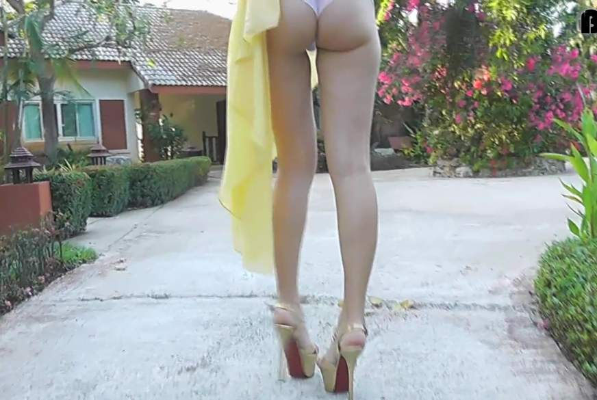 Outdoor Great tease