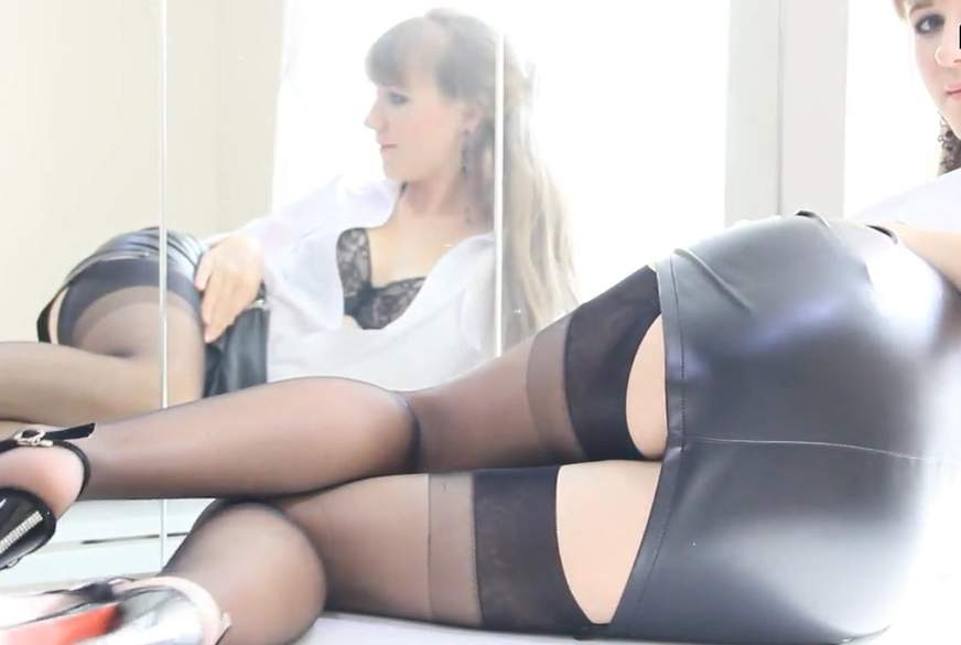 Sex, Leather, Stockings