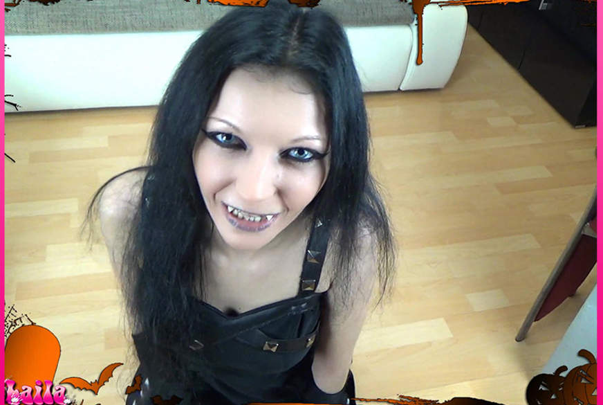 Süsses oder Saures?!? F**k das Vampir Girl