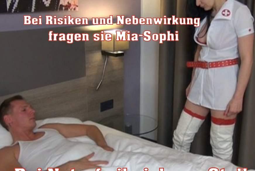 Ein Notfall für Krankens*******r Mia-Sophi