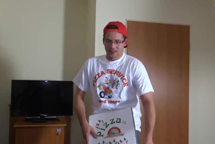 Der geile Pizzaboy