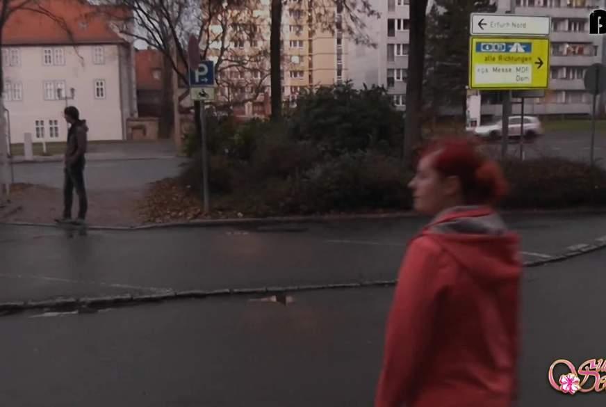 Der Drehpartner von der Straße