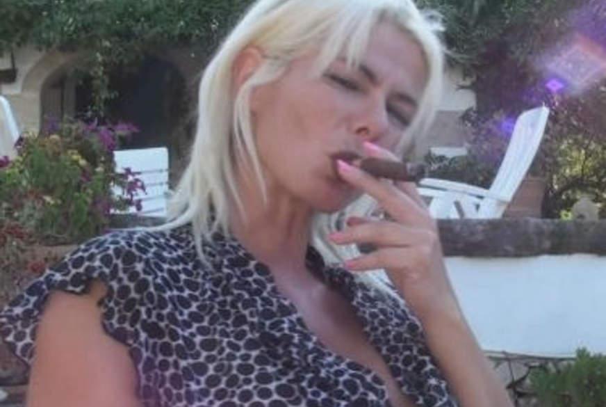 Zigarre Paffen&P****n!