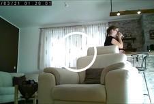 18 Jährige wird im Sessel g*****t und in den Mund g*******t