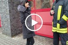 Frau gerettet und danach ordentlich blank gefickt
