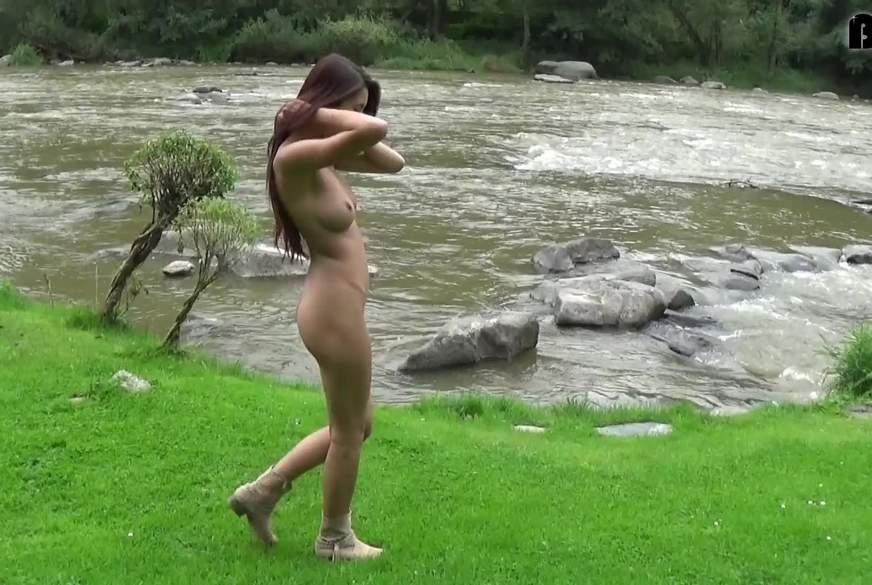 Meine Güte ich bin ja nackt!!!