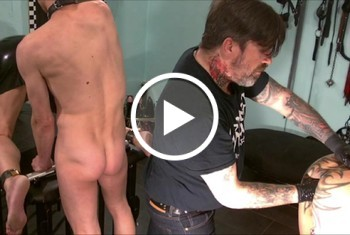 Double Deep - Extreme Anal Fisting