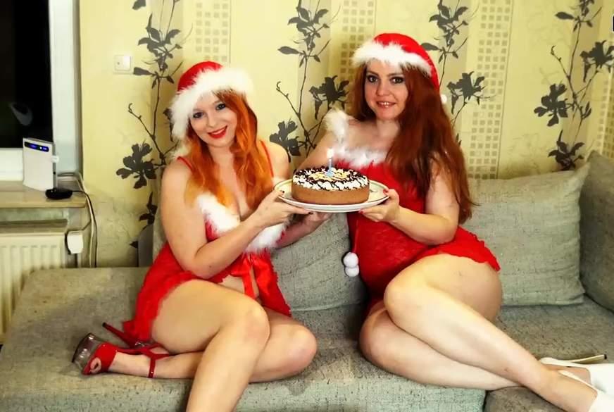 Santa Sisters - Mein erster DRe**r