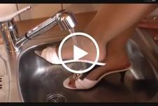 sperma aus den heels