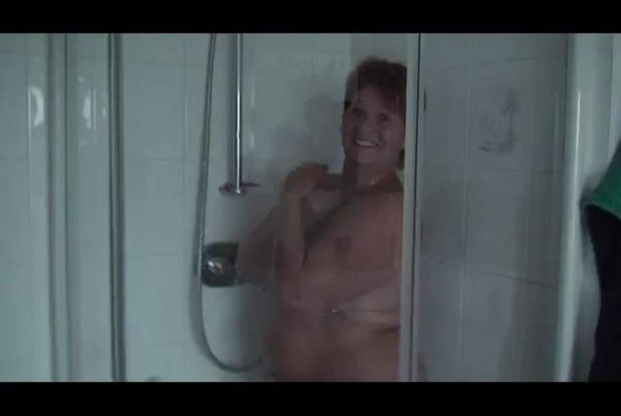 Duschen nach dem Sex...